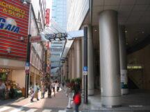 集合場所(渋谷マークシティ出入口2)