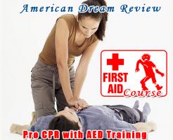 NAUI CPR&FirstAid